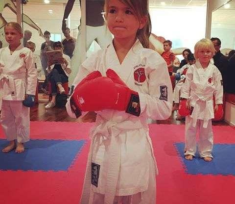 Karate maakt je kind weerbaarder