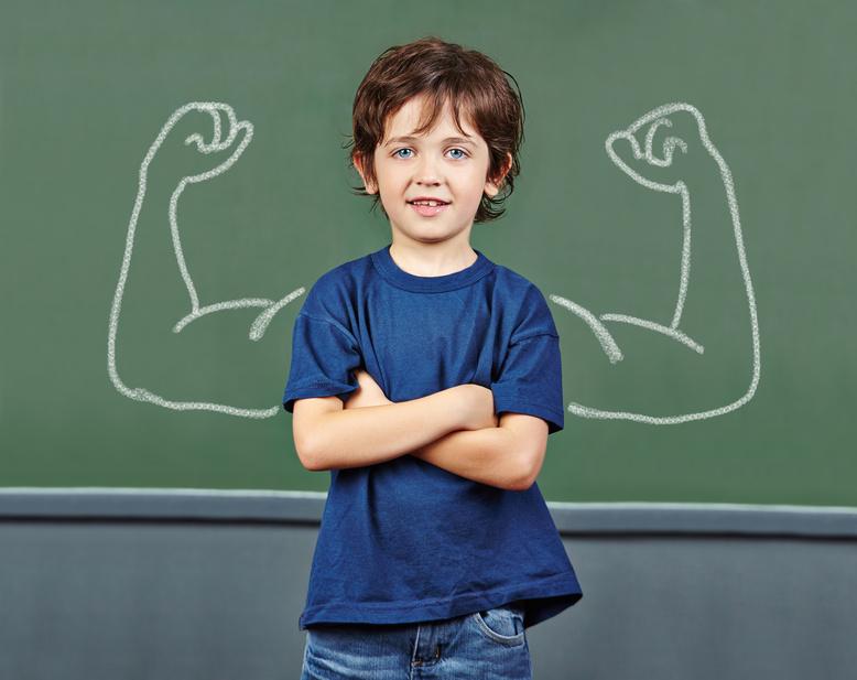 Stiekem Sterk Training voor  kinderen van 9 tot en met 11 jaar