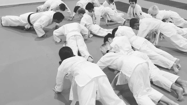 ISSHONI Karate en Jeugdsportfonds