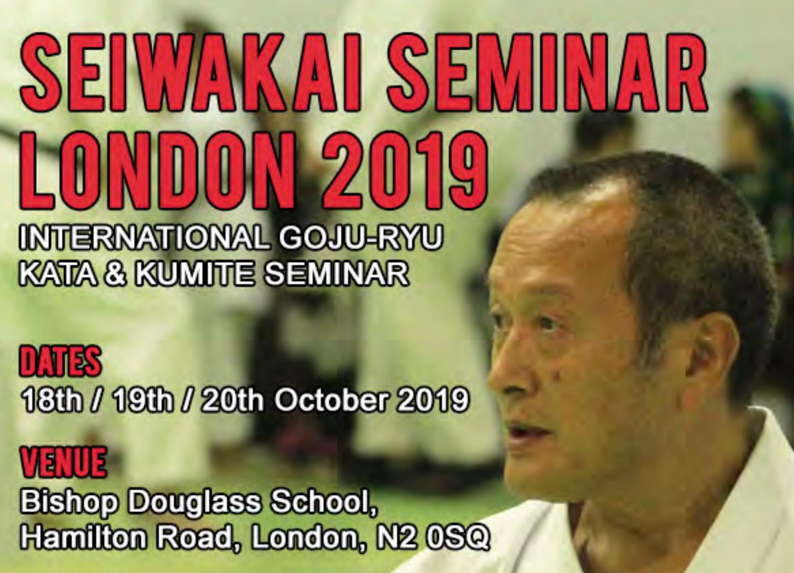 Schermafbeelding 2019 06 04 om 11.20.40 Seiwakai karate seminar in Londen